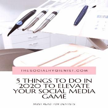 5 THINGS TO DO IN 2020 TO ELEVATE YOUR SOCIAL MEDIA GAME Social media is often changing and evolvin