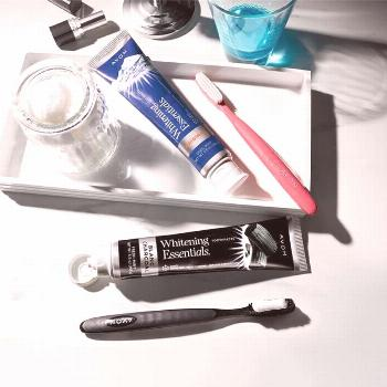Avon Whitening Essentials Toothpaste Blanc Charcoal Fresh Mint Cagey Oral Care The Dentist