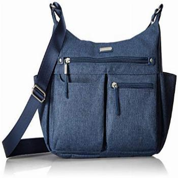 Baggallini New Classic Heritage Anywhere Large Hobo with