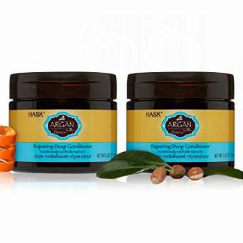HASK ARGAN OIL Repairing Deep Conditioner Treatments for all