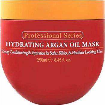 Hydrating Argan Oil Hair Mask and Deep Conditioner By