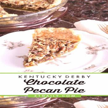 Southern Tradition: Kentucky Derby Chocolate Pecan Pie Southern Tradition: Kentucky Derby Chocolate