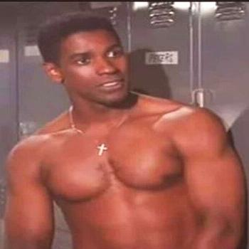 Young Denzel Washington Shirtl... is listed (or ranked) 4 on the list 20 Pictures of Young Denzel W
