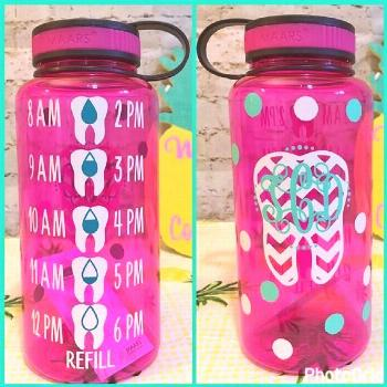 Your place to buy and sell all things handmade Dental Assistant / hygienist water intake jug