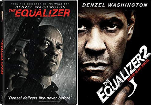 The Equalizer One 1 amp Two 2 (2 DVD Set Widescreen) Denzel